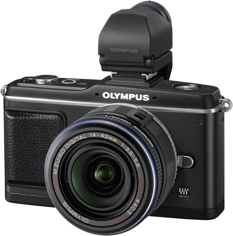 Olympus Pen E P2 Systemkamera Kit Inkl 14 42mm Kamera