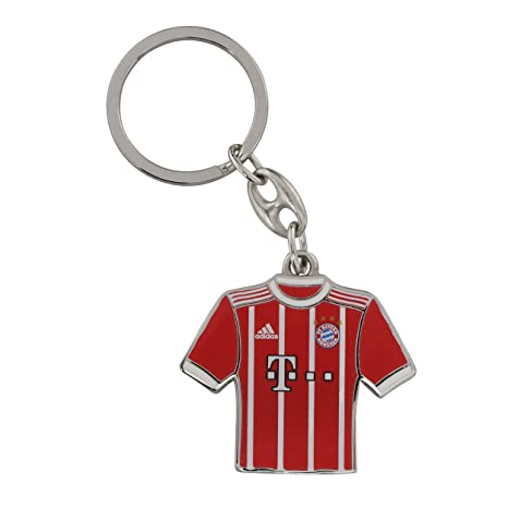 Llavero Home FC Bayern München + Gratis Pegatinas