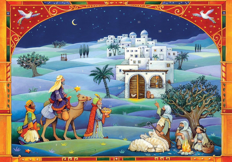 Coppenrath calendario dell' avvento « il miracolo di Natale 'tradizionale