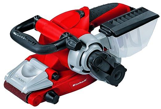 36 opinioni per EINHELL RT-BS 75 Levigatrice a Nastro Potenza 850 W Giri 400 Colore Rosso