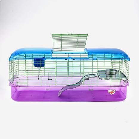 Kaytee Critter Home - Jaula Extra cómoda, Grande, 106,7 x 45,7 cm ...