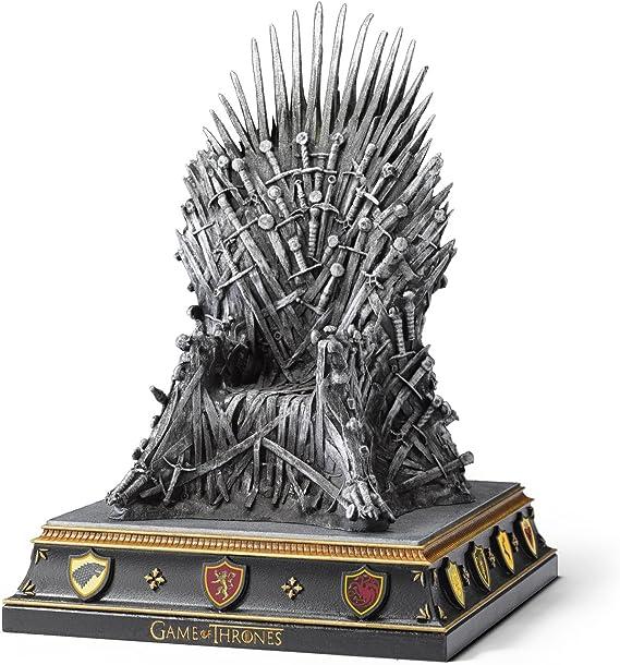 Tope para libros en forma del trono de hierro de «Juego de Tronos ...