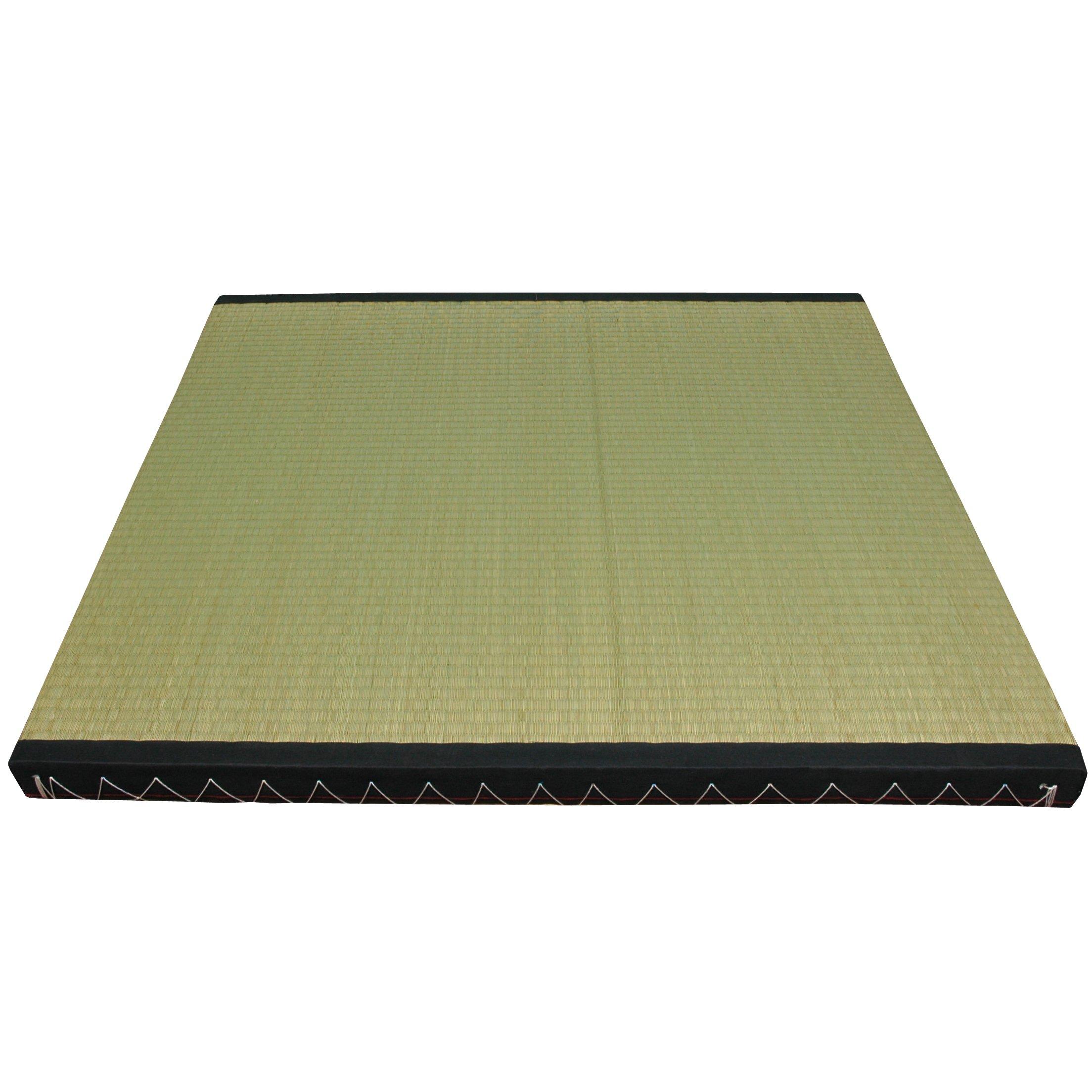 ORIENTAL FURNITURE 3' x 3' Half Size Tatami Mat
