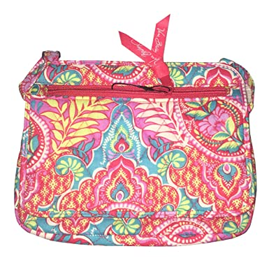 Image Unavailable. Image not available for. Color  Vera Bradley Petite  Crossbody Bag (Paisley in paradise) 6ef97335616ae