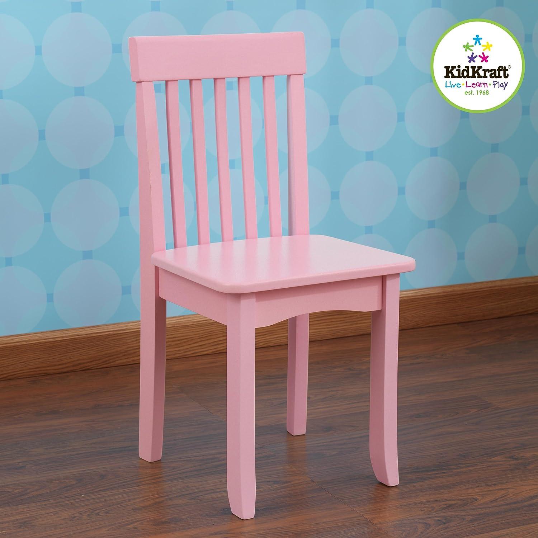 Amazon KidKraft Avalon Chair Pink Toys & Games