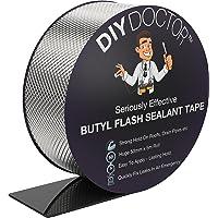 DIY Doctor D Butyldak, goot en lek reparatie-50mm x 5m waterdichte knipperende tape