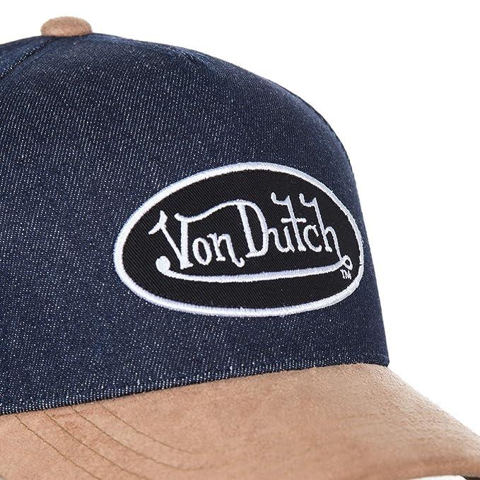 69bb201ffa183 Vondutch - Casquette baseball, homme, Shane  Amazon.fr  Vêtements et  accessoires