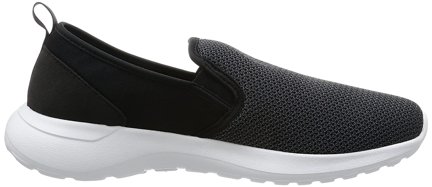 adidas cloudfoam slip on trainers