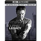 The Bourne Legacy [4K Ultra HD + Blu-ray + Digital HD] (Bilingual)