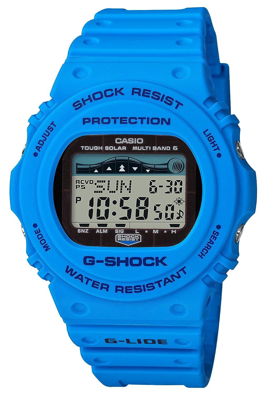 [カシオ]CASIO 腕時計 G-SHOCK ジーショック G-LIDE 電波ソーラー GWX-5700CS-2JF メンズ B07CM8JFLL