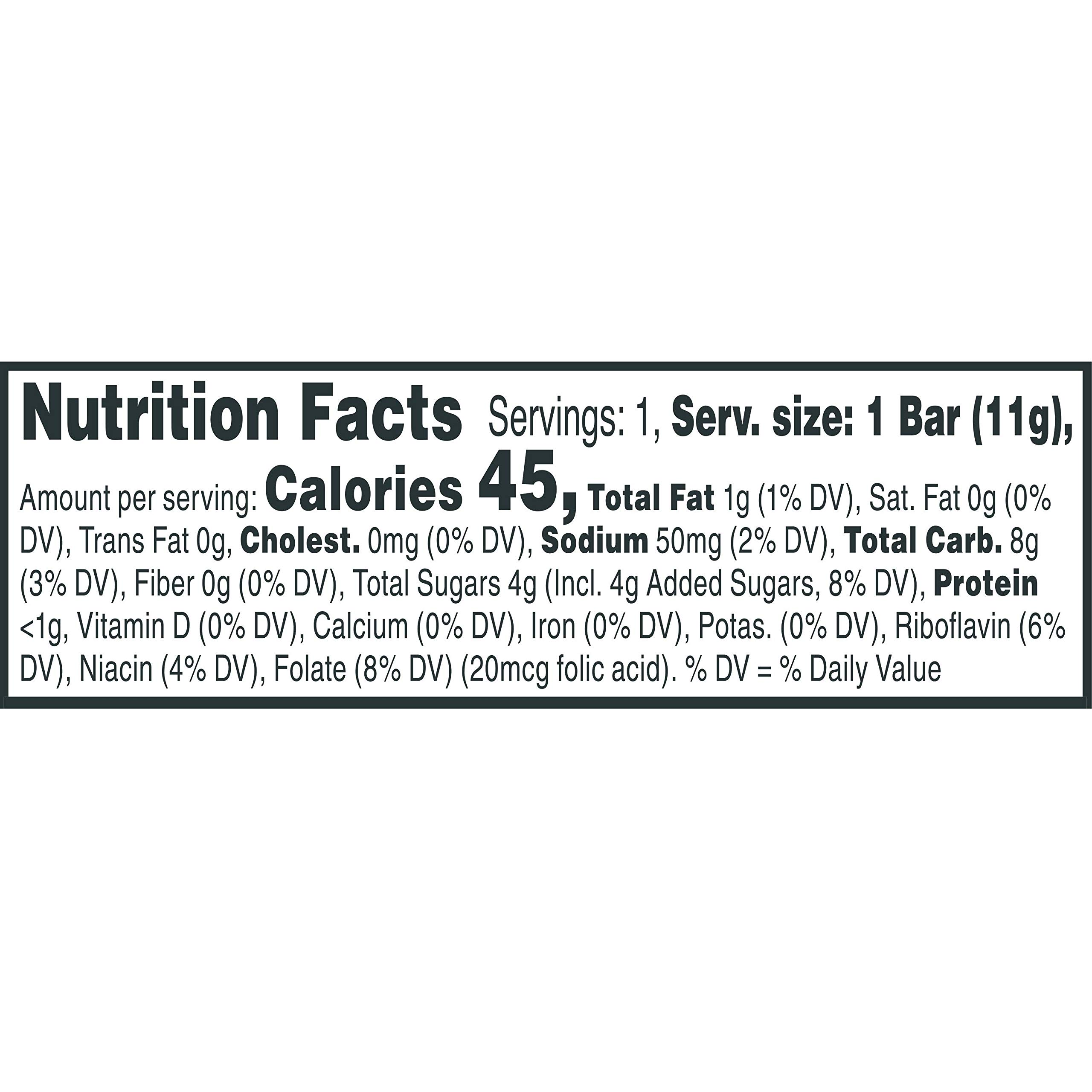 Kellogg's Rice Krispies Treats, Mini Squares, Crispy Marshmallow Squares, Original, Bulk Size (Pack of 600, 0.39 oz Bars) by Rice Krispies (Image #2)