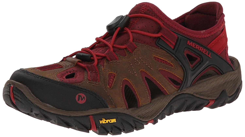 Merrell Women's All Out Blaze Sieve Water Shoe B00S2Z2UZS 9.5 B(M) US|Brown Sugar
