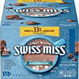 Swiss Miss Hot Cocoa Mix Variety Pack, 1.38 oz. 8-Count (Pack of 12)