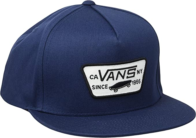 Vans M Full Patch Gorra de béisbol, Azul (Dress Blues Lkz), Talla ...