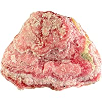 Rhodochrosite avec cristal de guérison