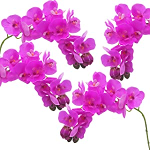 cn-Knight Tropical Artificial Flower 4pcs 28