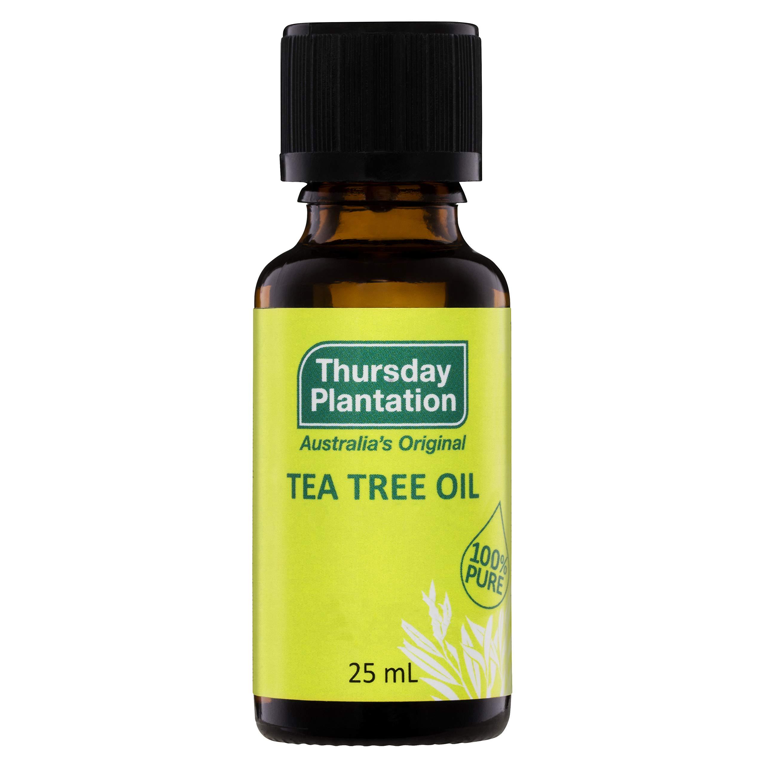 Thursday Plantation 100% Pure Tea Tree Oil - 25 ml