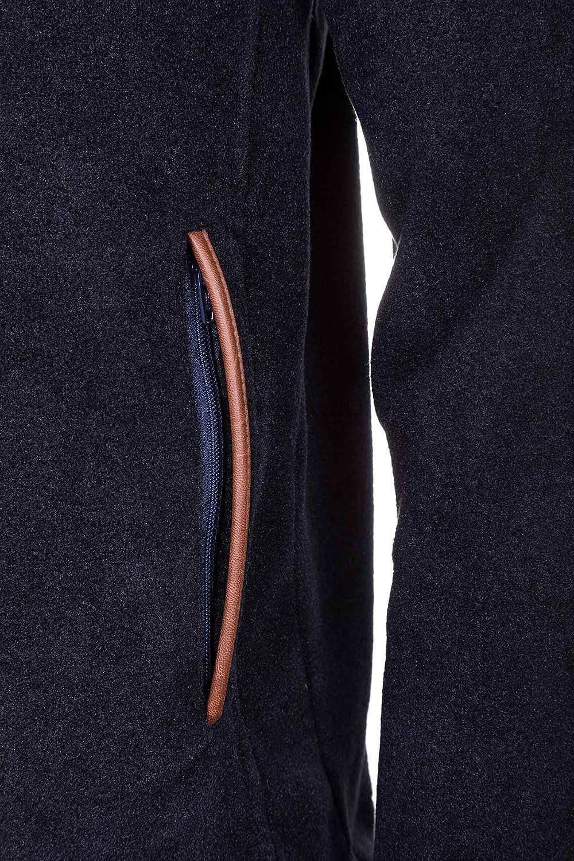 Rydale Harpham Overhead Fleece Jumper Mens Pullover Half Zip