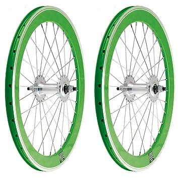 2x Llanta Rueda para Bicicleta BMX GRAZIELLA de 20