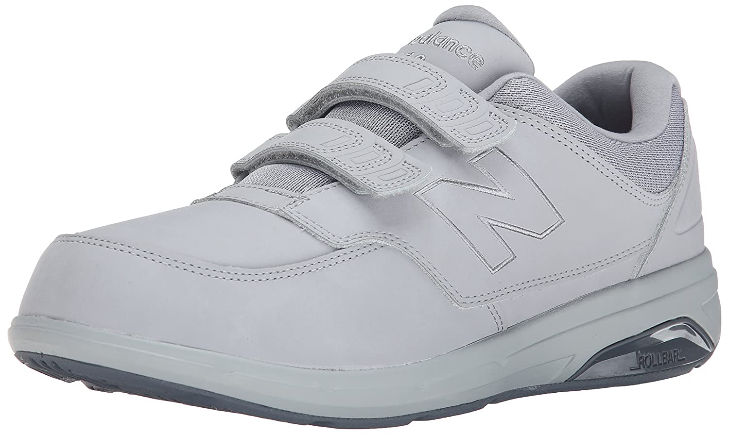 Nuovo Velcro Equilibrio Mens Shoes 12IqQ2EfWK