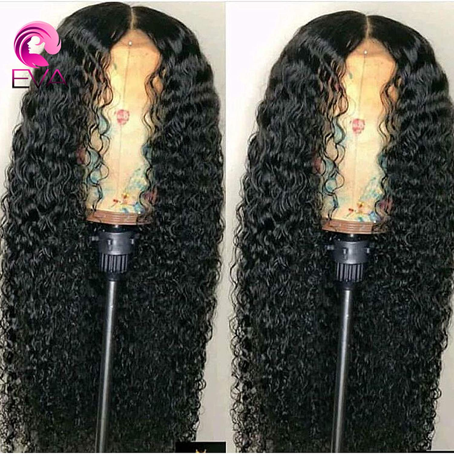856876404 Amazon.com : 8A Brazilian 13X6 Lace Front Wigs Wet Wavy Beyonce Lace Front  Human Hair Wigs Virgin Human Hair 150 density Top Lace Wigs Black Women(10  Inch, ...