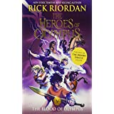 The Heroes of Olympus, Book Five The Blood of Olympus (new cover) (The Heroes of Olympus, 5)
