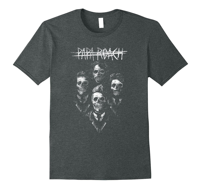 Papa Roach Portrait Tee - 2 Sided Official Merch-T-Shirt