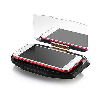 Eximtrade HUD Head Up Display Coche Porta Soporte Telefono GPS Reflector de Imagen: Amazon.es: Electrónica