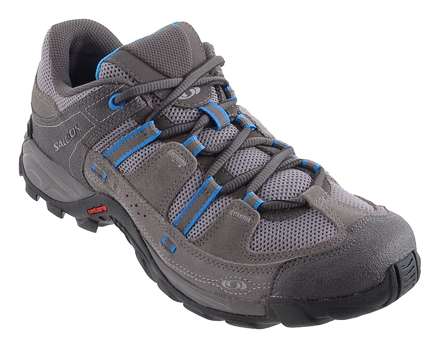 Salomon Hatos Outdoorschuh Herren Gr. 48 UK 12,5 325528-38 Trekking Leder