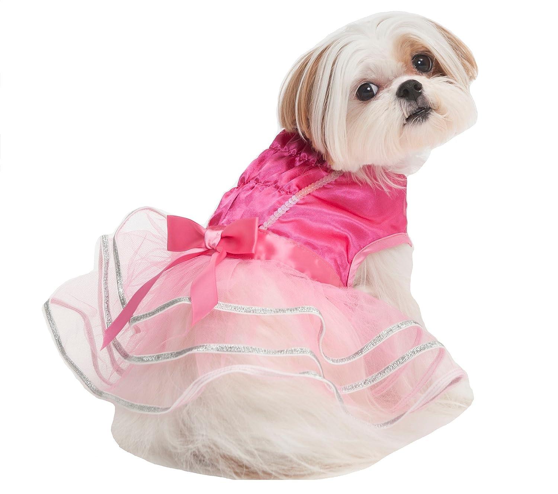 Pet Fashion Disfraz de mascota bailarina de moda, pequeño