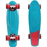 "Kryptonics Original Torpedo 22.5"" Skateboard"