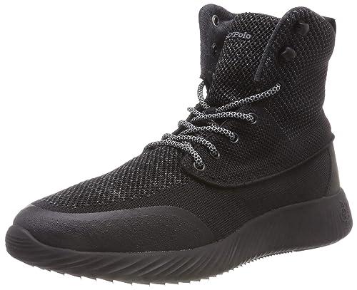 Marc OPolo Boot, Zapatillas Altas para Hombre, Negro (Black 990)