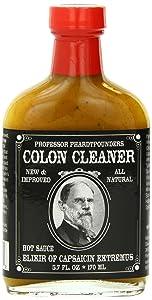 Professor Phardtpounders Colon Cleaner Hot Sauce, 5.7 Ounce