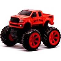 Monsto Monster Toy Truck (Red)/ Off Road (4x4)