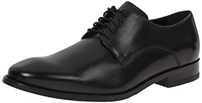 Cole Haan Men's WILLIAMS PLAIN II Shoe, black, 8 Medium US