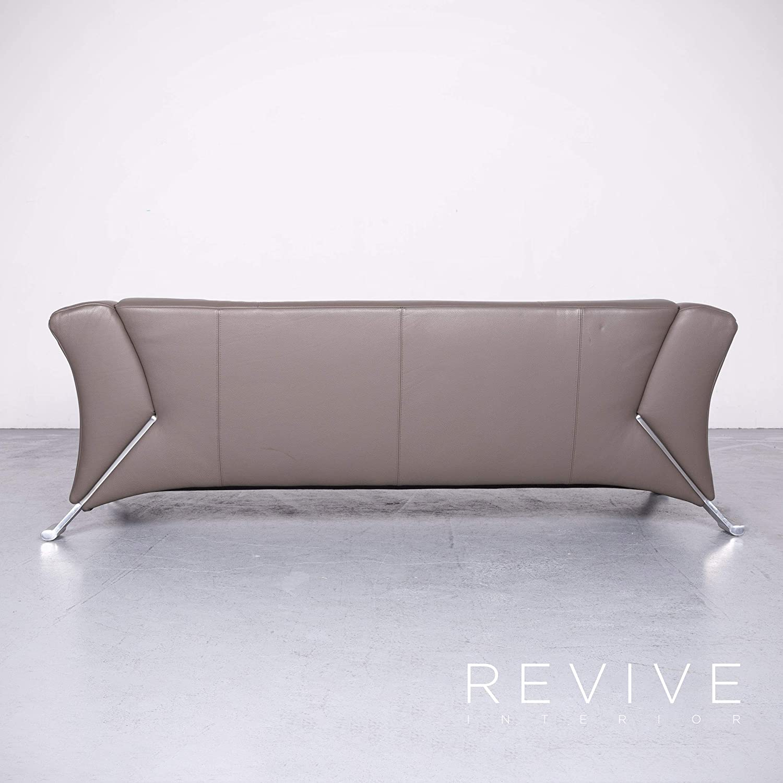 Amazon.com: Rolf Benz 322 Designer Leder Sofa Braun Echtleder Zweisitzer  Couch #6667: Kitchen U0026 Dining