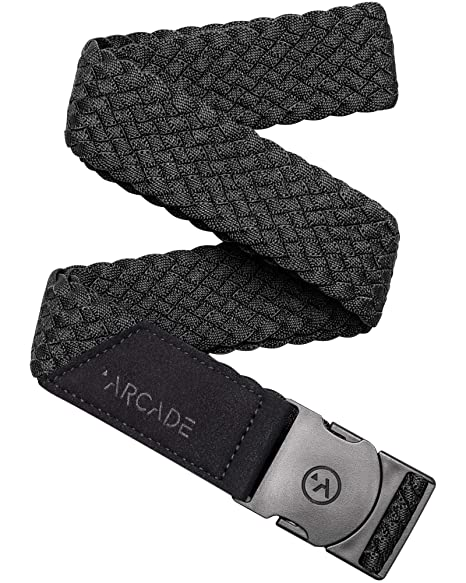fccfd2d35a52f Arcade Belt Mens Futureweave Vapor Belts: 4 Way Stretch Webbing, Low  Profile Buckle,