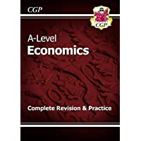 A-Level Economics: Year 1 & 2 Complete Revision & Practice