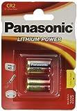 Panasonic CR2 Kamera Lithium 750 mAh 3 V 2er Pack