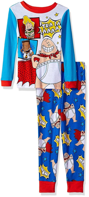 Captain Underpants Boys 2-Piece Cotton Pajama Set 21CZ003BLLZA-P6