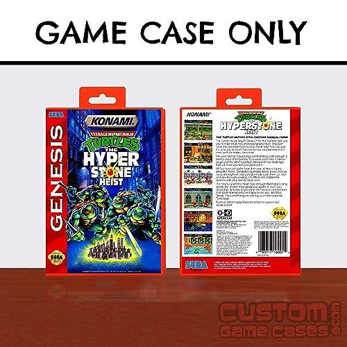 Amazon.com: Sega Genesis Teenage Mutant Ninja Turtles: The ...