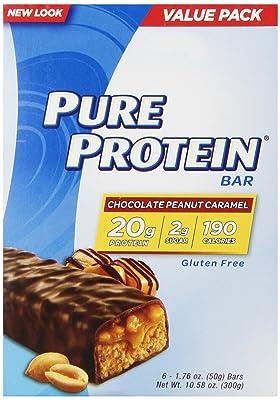 Pure Protein Chocolate Peanut Caramel