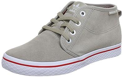 low priced b1693 6cb1f adidas Originals HONEY DESERT W Q23166, Damen Sneaker, Beige (COLLEGIATE  SILVER  COLLEGIATE