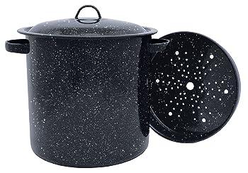 Granite Ware Tamale Steamer Pot