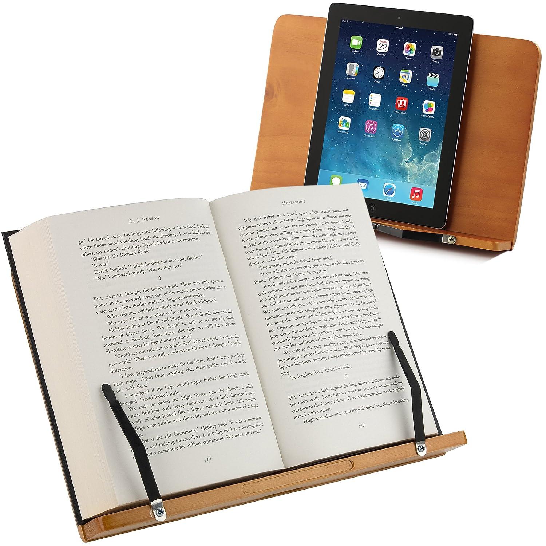 book stand holder reading rest ergonomic ipad tablet holder