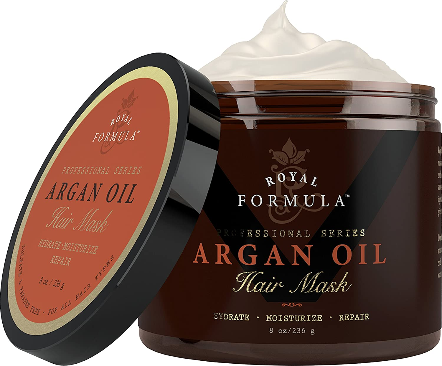 argan oil hair mask how to use