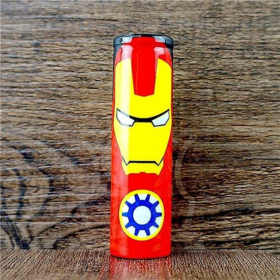 4-Pack Pre-Cut 18650 Battery Wraps Heat Shrink Protective Wrap !!!SUPER FAST!!!