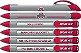 "Greeting Pen Ohio State Buckeyes 5"" X"