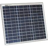 Photonic Universe 30W Solarmodul mit 5 m Kabel für Wohnmobile, Wohnwagen, Boote oder andere 12 V-Systeme (30 W)