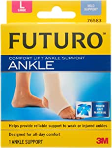 Futuro Comfort Lift Ankle Support, Size L